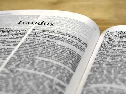 Exodus 20 Holy Bible (King James) - смотреть онлайн на Hah Life