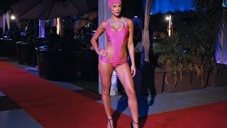 Fancy Swimwear Fashion Show
