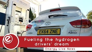 Fueling the hydrogen drivers' dream