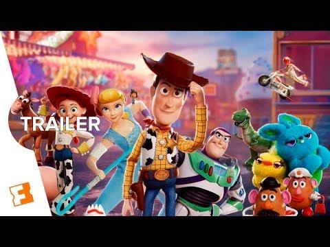 Toy Story 4 - Tráiler Final (Sub. Español)