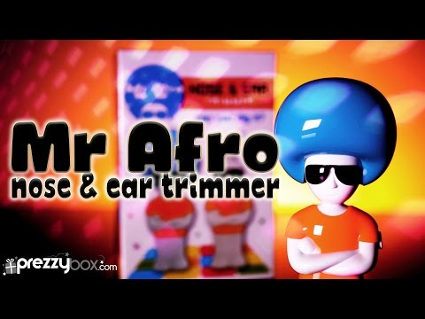 Mr Afro Nose and Ear Trimmer