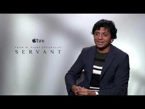 M. Night Shyamalan Interview: Servant