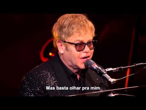 Elton John - Don't Let The Sun Go Down On Me (Live HD) Legendado em PT-BR