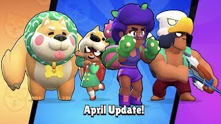 New Update New Brawler, New Skins Coming Soon | Funny Moments & Glitches & Fails Brawl Stars Montage