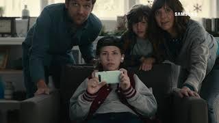 Samsung Connect your Galaxy | De tu Galaxy a tu tele con un toque anuncio
