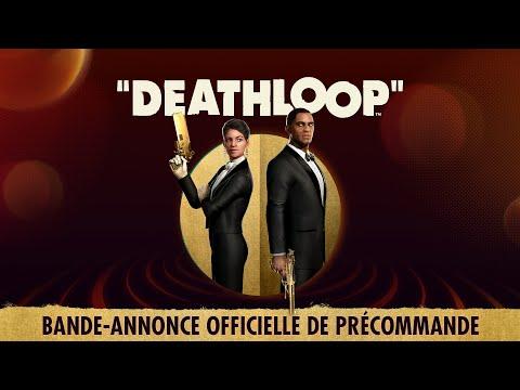 Bande-annonce officielle de précommande de Deathloop