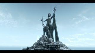Skyrim Даэдрические Принцы : Азура