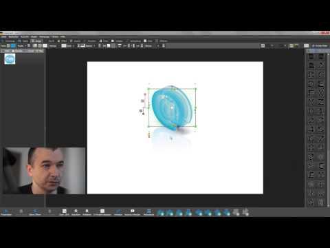 Freien Text als Grafik nach 3D Extrudieren