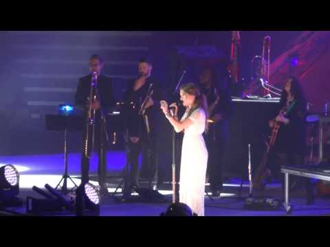 "Lauren Daigle - ""White Christmas"" - Honda Center - Anaheim, CA 12-16-16"