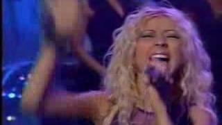 Christina Aguilera So Emotional Live MuchMusic