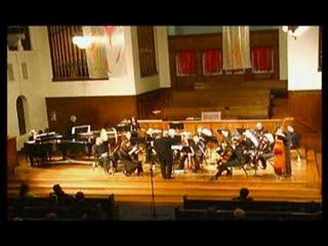 SFCCO performs Ha-Me'aggel for Orchestra