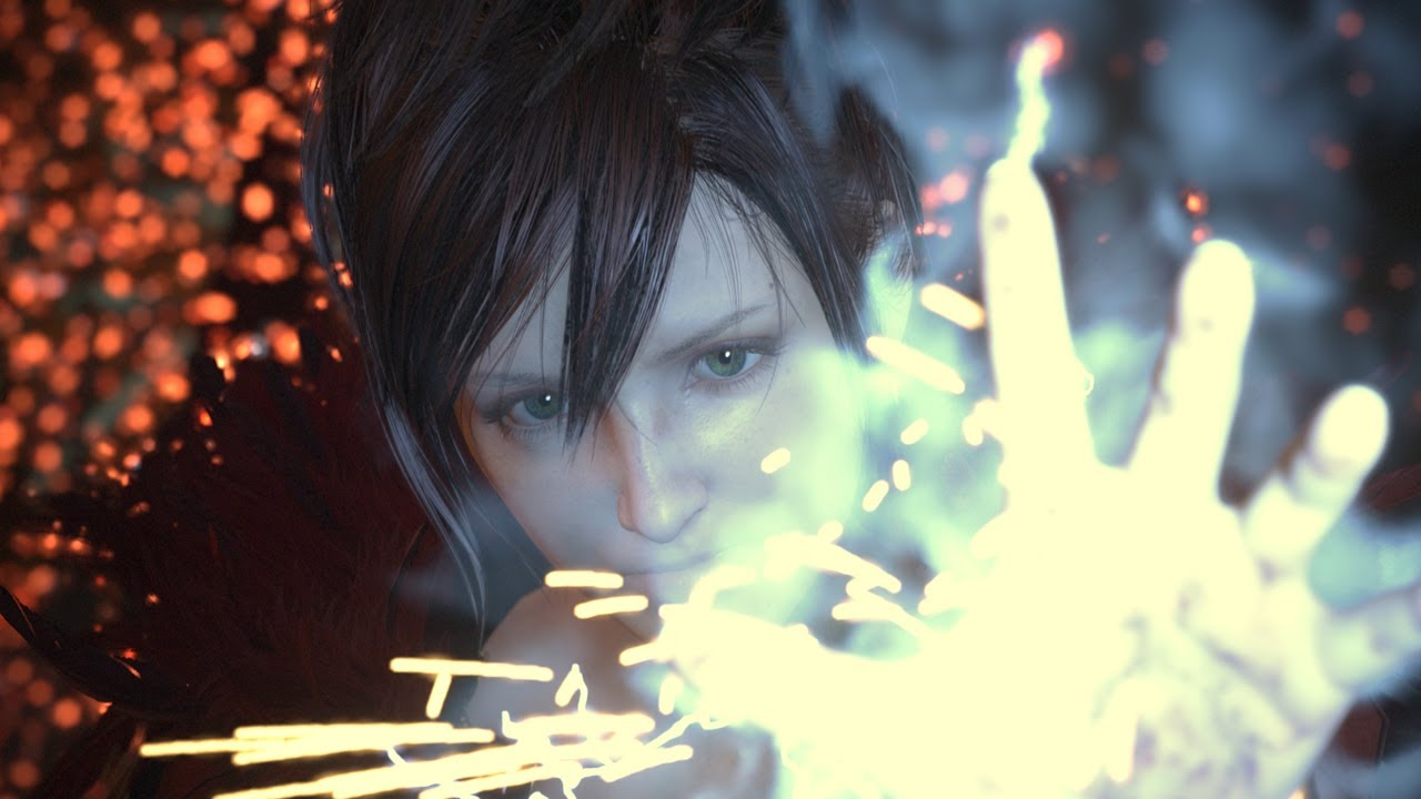 Getting Up Close And Personal With Square Enix's New Engine Blew My Mind