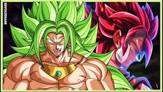 Was Broly The Ancient ENEMY of Yamoshi