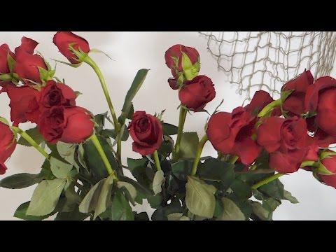 Trucuri pentru păstrarea florilor în apă