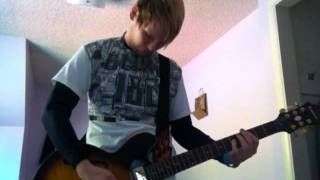 Angels & Airwaves Crawl-My Heroine(It's Not Over) LOVE Pt 2 Cover + TABS