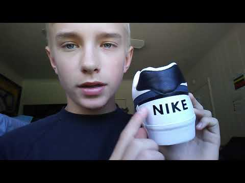 ASMR Shoe Review: Nike SB Delta Force