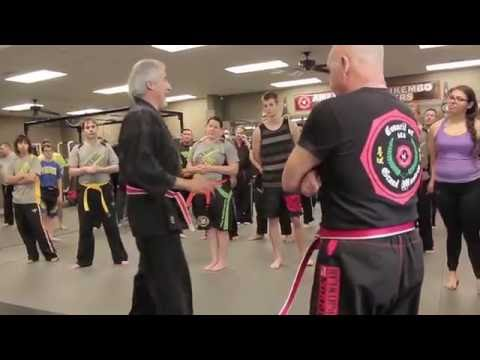 Cox Premier Kajukembo Training Seminar with AKA Grand Masters 2016!