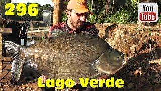 Programa Fishingtur na Tv 296 - Clube de Pesca Lago Verde