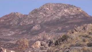 preview picture of video 'Mojacar - A view from Al Boroke (08/2009)'
