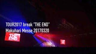 "BLUEENCOUNT「TOUR2017break""THEEND""」TeaserMovie"