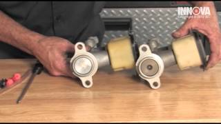 How to change Brake Master Cylinder and Bench Bleed the assembly
