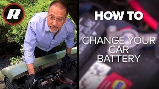 How to change your car battery (On Cars)