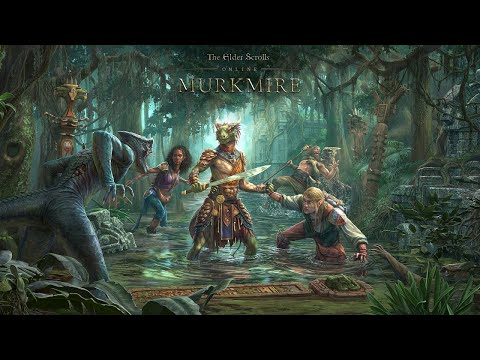 Elder Scrolls Online Levels Up with the Murkmire DLC on PC Starting Today
