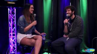 Carmen Interviews Lil Dicky In The PST Live Lounge