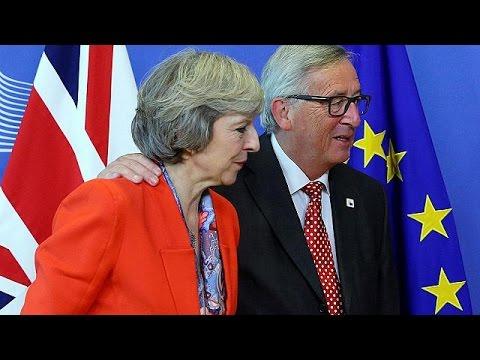 Βρυξέλλες: Έτοιμοι για τις συζητήσεις για το brexit, η αντίστροφη μέτρηση έχει ήδη αρχίσει