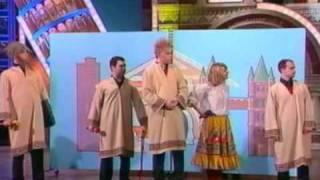 КВН Высшая лига (2004) 1/8 - Незолотая молодежь - Музыкалка