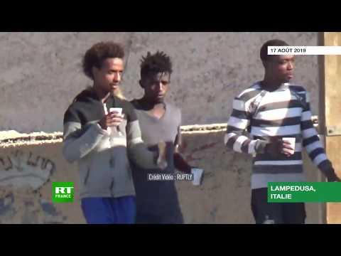 Crise migratoire : Salvini autorise 27 mineurs non accompagnés de l'Open Arms à débarquer en Italie