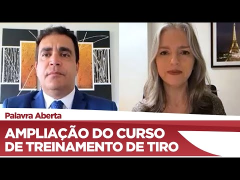 Delegado Marcelo defende ampliação do curso de treinamento de tiro ao cidadão comum - 13/10/21