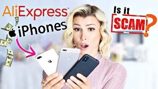 I Bought FAKE iPhones From AliExpress AND OMG!!!😲