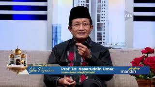 KH Nasaruddin Umar & Prof Mahfud MD soal Konflik Bernuansa Agama