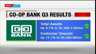 Co-operative bank Q3 results