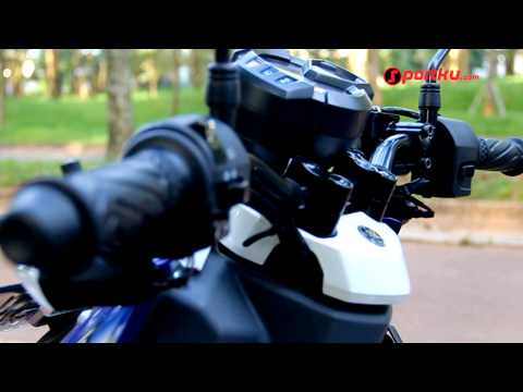 Test Ride Yamaha X Ride
