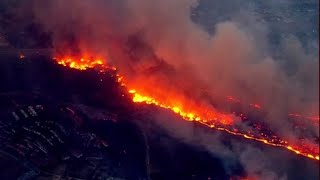 """California Gov. Jerry Brown: Intense wildfires """"the new normal"""""""