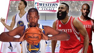 WHO'S THE BETTER PLAYOFF DUO? CURRY & DURANT OR PAUL & HARDEN? - NBA 2K18 Blacktop Gameplay