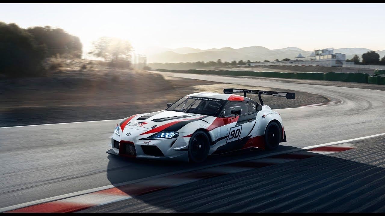 GR Supra Racing Concept 以傳奇為名 因競技而生 概念影片