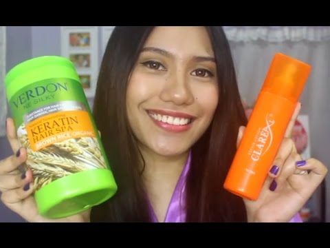Buhok mask dry honey