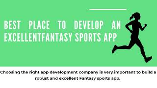 Launch A Fantasy Sports App And Enter The Million-dollar Industry