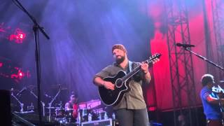 2013-09-14, Zac Brown Band, The Gorge (WA), Let It Go