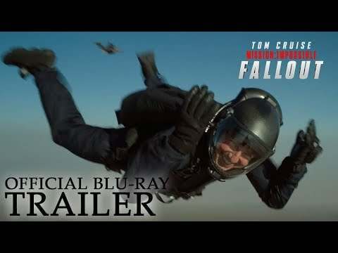MISSION: IMPOSSIBLE - FALLOUT | Official Blu-ray Trailer