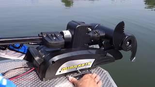 Электро якорь для лодок minn kota