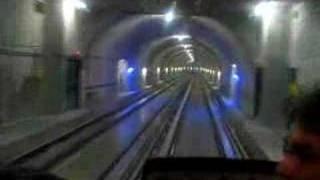 preview picture of video 'Métro de Laval Subway (3)'