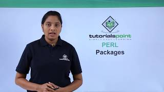 Perl - Packages and Modules