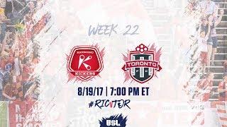 USL LIVE - Richmond Kickers vs Toronto FC II 8/19/17
