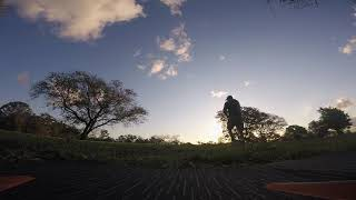 47th Session | Arm Breaking Sunset | FPV Freestyle