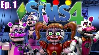 The Sims 4 - Five Nights at Freddy