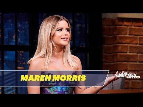 Maren Morris' American Idol Audition Was Traumatic